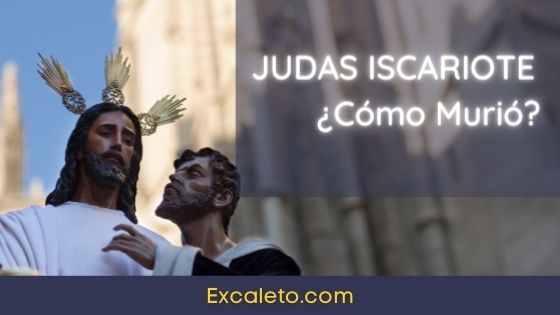 Muerte de judas iscariote. Imagen del Articulo. Beso de Judas.